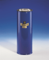 KGW Isotherm 19C Cylindrical Dewar Flasks 5000ml With Blue Coated Metal Cover