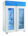 Labcold RAFG44043 Free Standing Laboratory Advanced Refrigerator with Glass Doors, 2°C to 10°C  Temperature Range, 1350 Litres Capacity