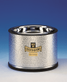 KGW Isotherm SCH 20 CAL Dish Shaped Dewar Flask, 800ml Capacity with Structured Aluminium Cover
