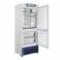 Haier Biomedical HYCD-282 Combined Refrigerator and Freezer , Solid Door, 282 Litre Capacity