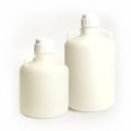 Nalgene™ 2097-0020 10 Litres Capacity Fluorinated HDPE Carboys with Closure