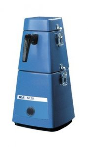 IKA M 20 Universal Batch Mill, 250ml Volume, 20,000 rpm Maximum Speed