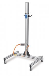 IKA R 2850 Mobile Floor Stand with H Shape Base