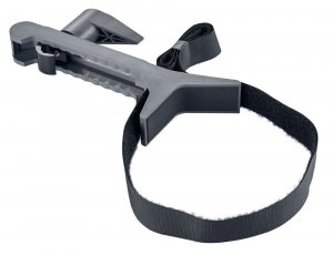 IKA RH 3 Strap Clamp for securing vessels against walls or for synchronized rotation,  for stand diameter: 8 - 16 mm