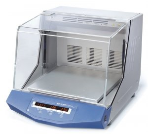 IKA KS 4000 ic Control Orbital Incubator Shaker, 10 - 500 rpm Speed Range, 20 kg Permissible Shaking Weight
