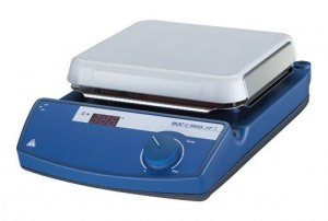 IKA C-MAG HP 7 Ceramic Glass Hotplate, 50 - 500 °C Temperature Range, 10 Litres Capacity