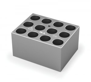 IKA DB 5.3 Block Insert - Used for 17mm Vials