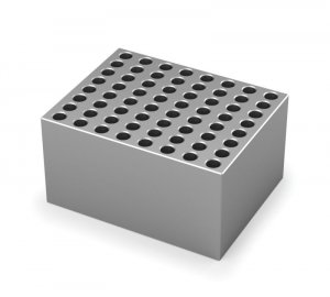 IKA DB 6.2 Block Insert - Used for individual PCR tubes (0.2 ml tubes)