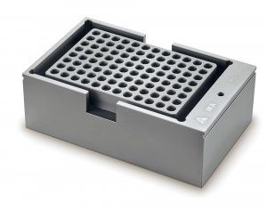 IKA DB 6.3 Block Insert - Used for 96 – well PCR plate (0.2 ml tubes)