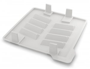 IKA TB 4 Tray, 10x30 ml, Ø28 mm for ROCKER 2D Basic