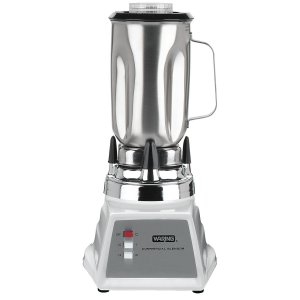 Waring 8011ESK Two Speed Blender, 1.0 Litre Stainless Steel Container, 230V, 50 Hz , CE Approved, ROHS with British G Type Plug