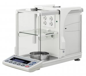 AND Instruments BM-500 BM Series Analytical Balances, Maximum Capacity 520g, Readability 0.1mg, Pan Size 90mm With Internal Calibration