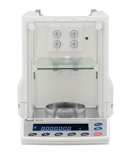 AND Instruments BM-20, BM Series Micro-Analytical Balances, Maximum Capacity 22g, Readability 0.001mg (1μg), Pan Size 25mm With Internal Calibration