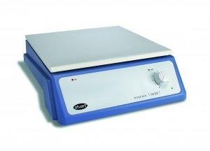 Stuart Scientific CB300 Glass Ceramic Analogue Hotplate, 450°C Maximum Temperature