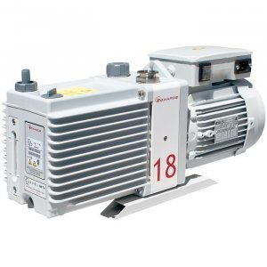 Edwards Vacuum A36310940 E2M18 Two Stage Rotary Vane Pump, Oil-Sealed, 200-230/380-415V, 3-ph, 50Hz or 200-230/460V, 3-ph, 60Hz