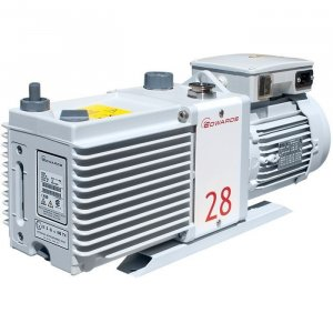 Edwards Vacuum A37333940 E2M28 Two Stage Rotary Vane Pump, Oil-Sealed, 380/400V 50HZ or 230/460V 60HZ, three phase