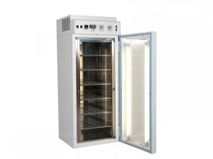 LEEC PL2  Plant Growth and Seed Germination Cabinets, With Stainless Steel Chamber, 0 °C to +60 °C Temperature Range , 150 Litre Capacity for Drosophila/Fruit Fly Research