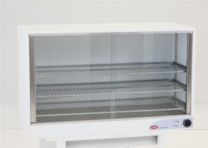 LEEC LS Drying Warming Cabinet, 226 Litre, Standard Convetion with Sliding Doors, 750W, 630 x 1000 x 410 External Dimensions