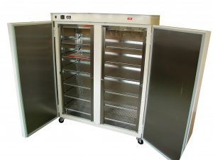 LEEC P33 Fan Circulation Precision Incubator, 5 °C above ambient to +60 °C Temperature Range, 730 Litre Capacity