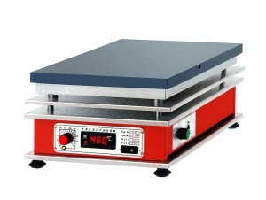 Harry Gestigkeit PZ44SR/230 Precison HotPlate with Automatic Control upto 450°C, 3300W, 230V , with a Separate Regulator