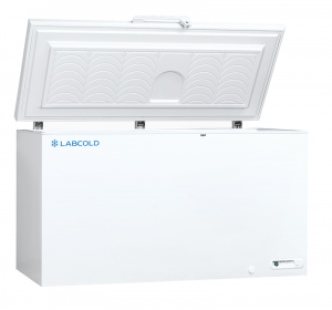 Labcold RLCF1520 Spark Free Chest Laboratory Freezer,  -18 to -25°C Temperature Range , 447 Litres Capacity