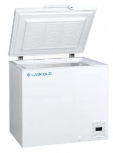 Labcold RLHE0845 Spark Free Chest Laboratory Freezer, -20°C  to -45°C Temperature Range, 237 Litres Capacity