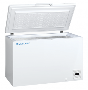 Labcold RLHE1145 Spark Free Chest Laboratory Freezer, -20°C  to -45°C Temperature Range, 314 Litre Capacity