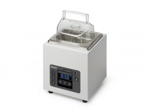 Grant Instruments SAP2 Sub Aqua Pro Advanced Digital Water Bath, 2 Litres Capacity,  Ambient +5 to 99°C Temperature Range