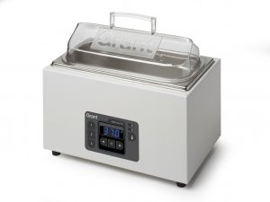 Grant Instruments SAP12 Sub Aqua Pro Advanced Digital Water Bath, 12 Litres Capacity, Ambient +5 to 99°C Temperature Range