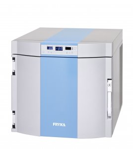 Fryka B35-50 BenchTop Freezer with Natural Refrigerant, -10°C to -50°C, 230 V / 50 Hz, 35 Litres Capacity