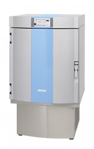 Fryka TS 50-100 //logg Upright Laboratory Freezer, TS Series, Integrated Data Logger and with Natural Refrigerant, 100 Litres, -10°C to -50°C Temperature Range, 230 V / 50 Hz