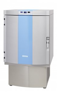 Fryka TS 80-100 Upright Laboratory Freezer, TS Series with Natural Refrigerant, 100 Litres, -50°C to -80°C Temperature Range, 230 V / 50 Hz