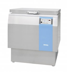 Fryka TT 85-90//logg Laboratory Chest Freezer with Natural Refrigerant, Integrated Data Logger, 90 Litres Capacity, -50°C to -85°C, 230 V / 50 Hz