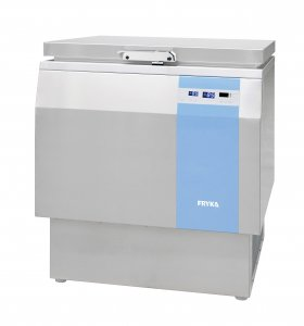 Fryka TT 85-90 Laboratory Chest Freezer with Natural Refrigerant, 90 Litres Capacity, -50°C to -85°C, 230 V / 50 Hz