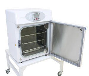 LEEC Touch T50S Low Oxygen Multi Gas Mini Culture Safe Touch CO2 Incubators, with 200 °C Sterilisation, 50 Litres Capacity
