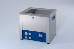 Elma 239 020 0010 Transsonic TI-H 10 MF3,  Industrial Ultrasonic Bath,   Frequency: 35/130 kHz, 8.6 Litres Capacity, 230V