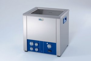 Elma 239 030 0013 Transsonic TI-H 15 MF3, Industrial Ultrasonic Bath with Frequency:   35/130 kHz, 12.2 Litres Capacity, 115V