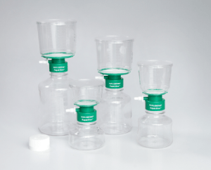 Nalgene™ 121-0045 Rapid-Flow™ Sterile Disposable Filter Units with CN Membrane, 115mL, 0.45μm