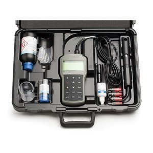 Hanna Instruments HI-98193 Professional Waterproof Dissolved Oxygen and BOD Meter,  Complete with DO probe