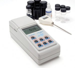 Hanna Instruments HI-847492-02 Haze Meter for Beer Quality Analysis