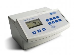Hanna Instruments HI-88703-02 Bench Top Turbidity Meter EPA Compliant,  Complete with cuvettes