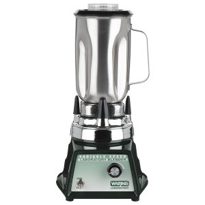 Waring LB20EKS Variable Speed Control Blender, 1.0 Litre Stainless Steel Container, 230V, 50 Hz , CE Approved, ROHS with British G Type Plug