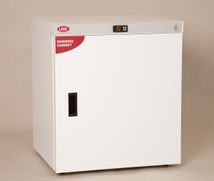LEEC W157 Warming Cabinet, Digital Controller, Fan Circulation and Sealed Stainless Steel Chamber, At least 5°C above ambient to +60°C Temperature Range, 157 Litres Capacity